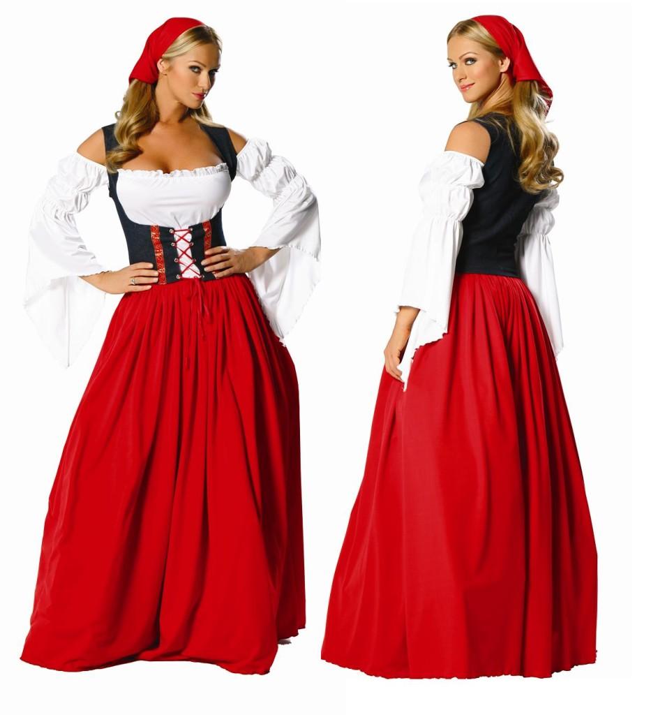 Switzerland Traditional Dress