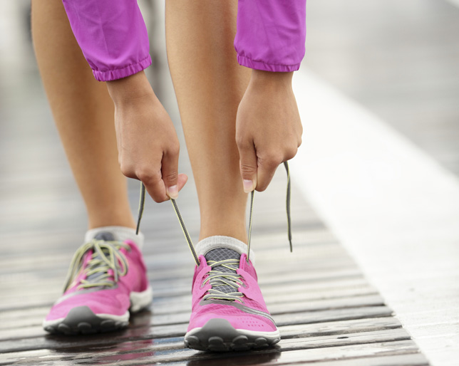 running shoes and how to prevent injuries