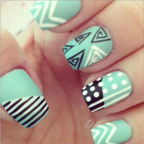 spring nail art ideas 06 spring nails
