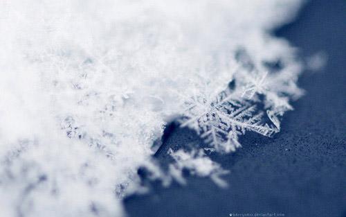 winter wallpapers snow flakes desktop backgrounds