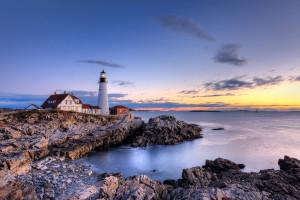 Lighthouse Portland Maine from Flickr gaensler
