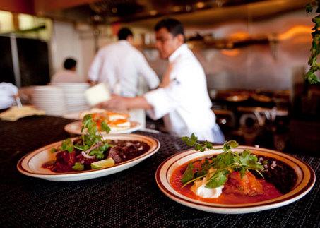 Large Autentica best restaurants in Portland