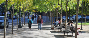 Jamison square park Portland
