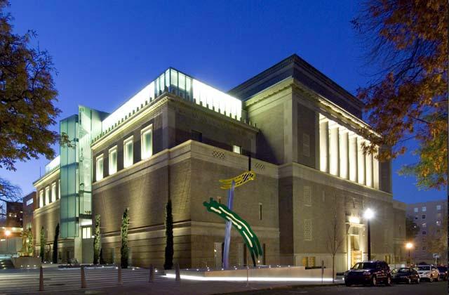 Portland art museum Exterior