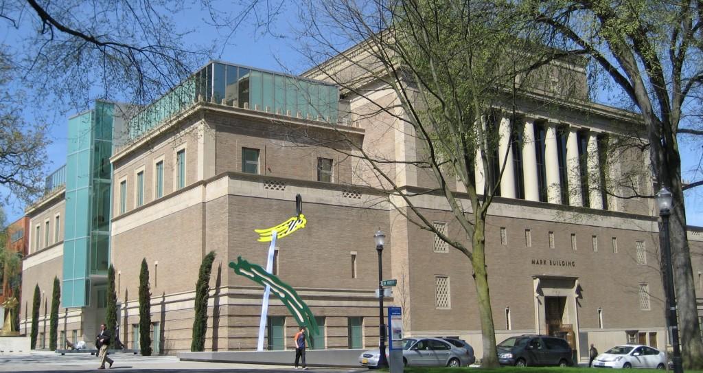 Portland Art Museum Mark Building Oregon
