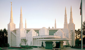 Temples portland Mormon temple Portland