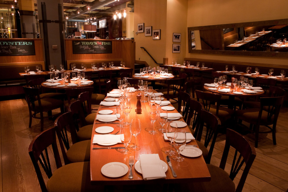 Southpark Seafood Interior Dining Best Restaurants In