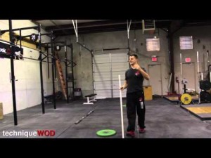 How To Overhead Squat from TechniqueWOD