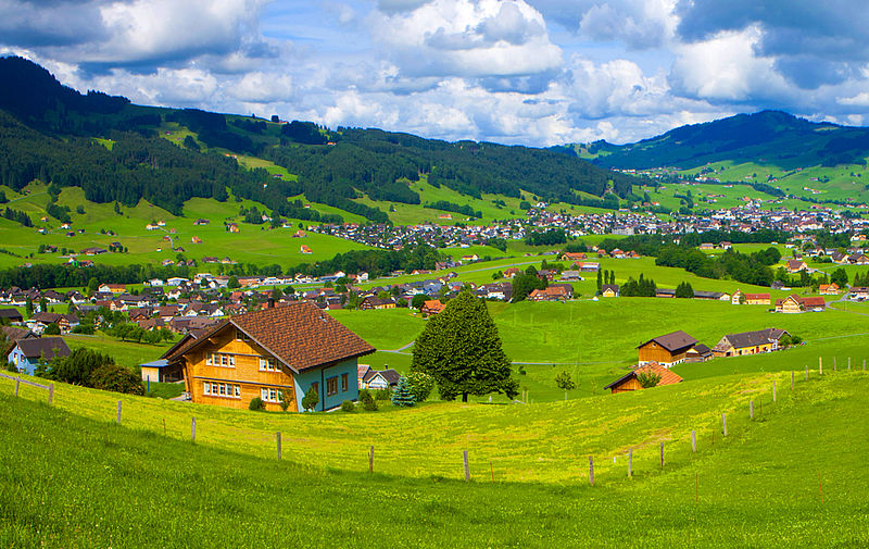 Appenzell Switzerland things to do