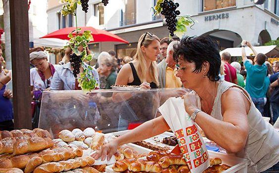 Autumn Festival Switzerland