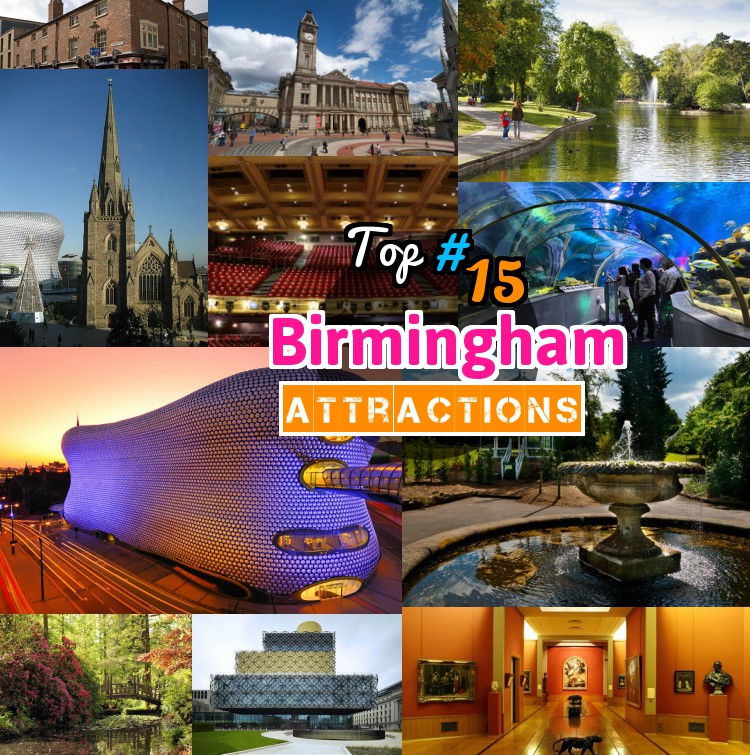 Birmingham United: Photos Of Famous Sights In Birmingham England, Browse Info