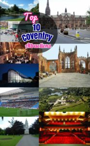 #10 Special Things to do in Coventry and Best Restaurants in Coventry