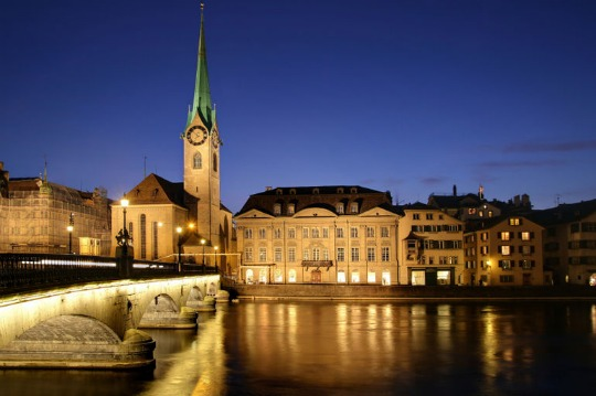 Fraumunster Things to do in Zurich Switzerland attractions