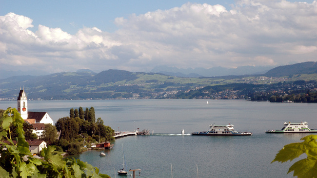 Lake Zurich Switzerland attractions