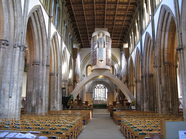 Llandaff Cathedral Things to do in Cardiff - Image M J Richardson