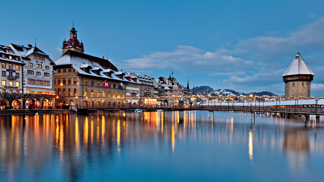 Lucerne Switzerland attractions