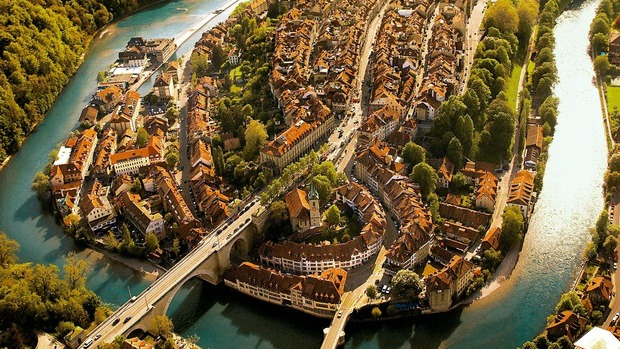 Switzerland Bern attractions and things to do