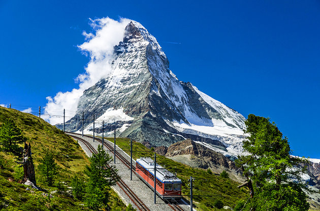 Switzerland-matterhorn attractions and things to do