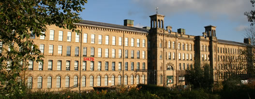 Things to do in Bradford united kingdom salts mill