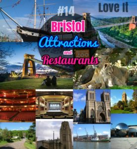 #14 Top Things to do in Bristol, UK: Attractions and 10 Best Restaurants