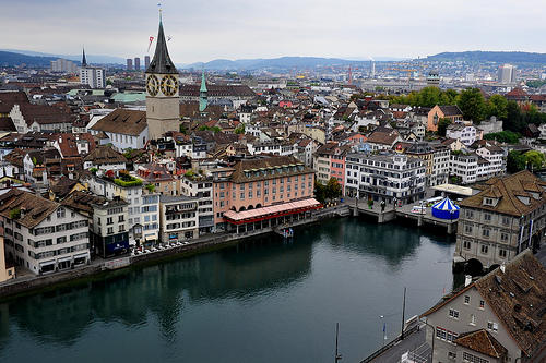 Things to do in switzerland old town zurich attractions