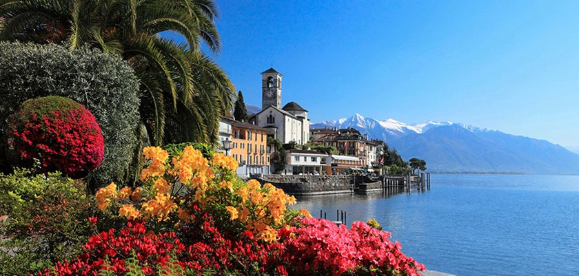 Ticino Switzerland attractions