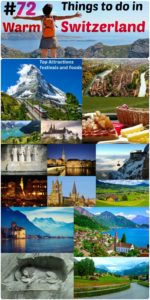 #72 Special Things to do in Switzerland, Attractions, Food, Festival & Cost of living