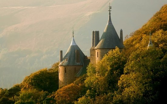 castell coch Things to do in cardiff united kingsom