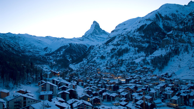 zermatt matterhorn switzerland