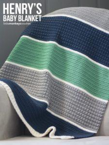 11 Comfortable DIY Baby Blankets