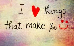 I Love Things That Make You