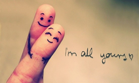 I am All Yours Now