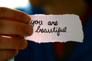 Simple Yet Powerful: You Are Beautiful