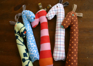 8 DIY Soft and Cute Baby Rattle