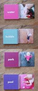 Toddler Favorite Thing Book