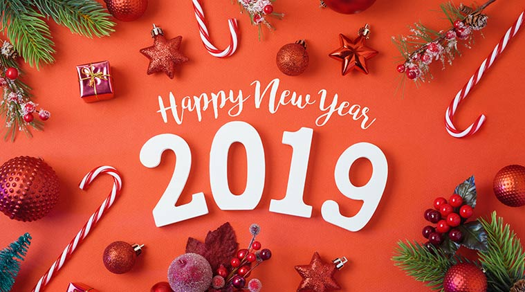 New Year Greetings 2019 Wishes