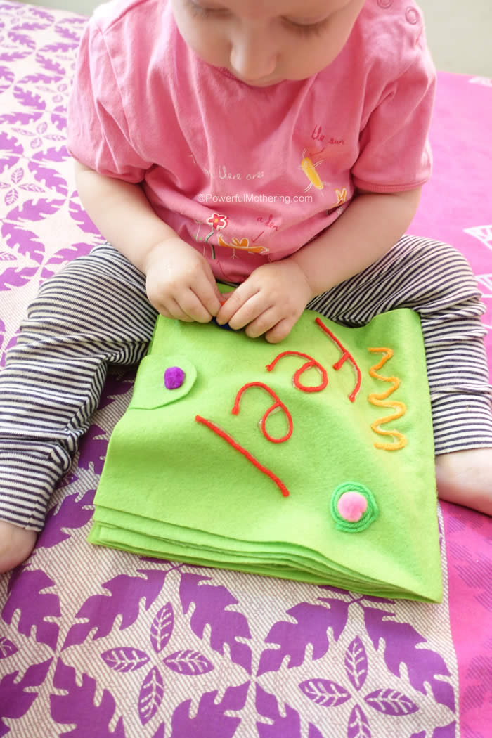 20 No Sew DIY Book for Babies and Toddlers