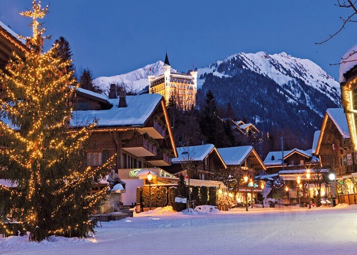 Switzerland In Winter Best Places In During Snow And Christmas Truly Hand Picked