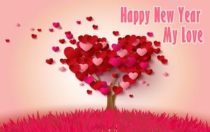 Romantic New Year Wishes for Lovers