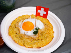 Celebrate the Street Food in Basel Switzerland