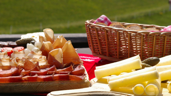 Typical Food And Tourism In Switzerland Explore And