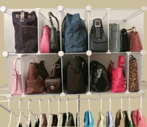 35 Cheap and Nice Closet Storage Solution with Repurposing Old Crates and Hangers