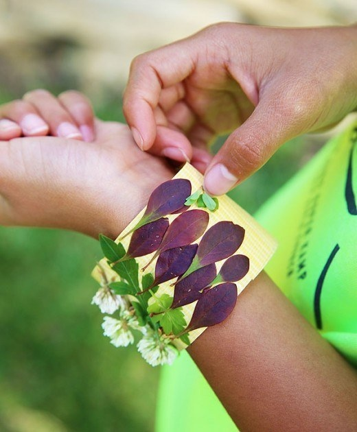 7 DIY Bracelet for Campaign Companion with Natures Touch