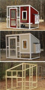 How to Build Chicken Coops – DIY Frugal Chicken Coop Plans