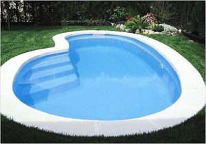 6 Easy and Simple DIY Swimming Pool Design for Small Backyard