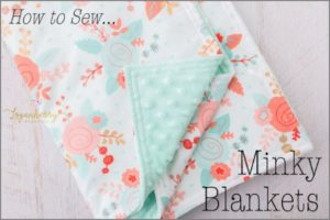 39 Extremely Adorable Minky Baby Blanket with Cotton Print and Minky Dot Fabric Pieces in Pastel ...