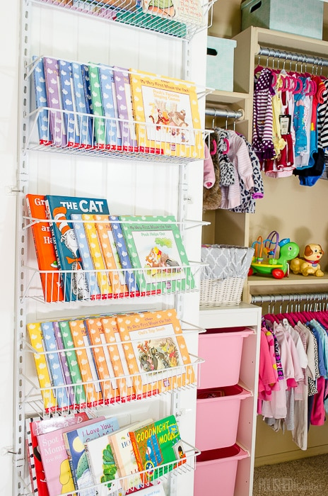 Kids Room: Closet Organization for Kids