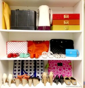 34 Uncomplicated and LowCost Storage Solution with DIY Shelves in an Open Display Pattern