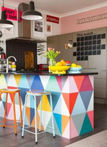 39 Unique and Bold Kitchen Organization with Calendar onto the Cabinet Trendy Knives Storing on  ...