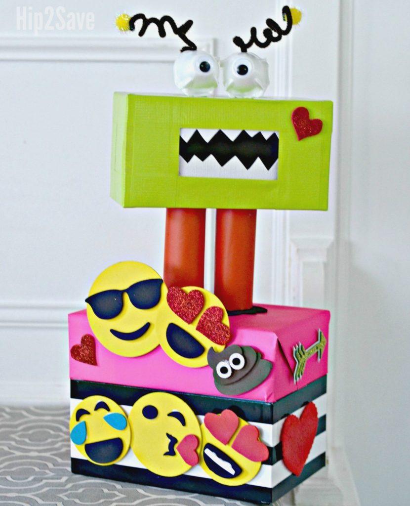 Creative Valentine's Day Monster Box Ideas